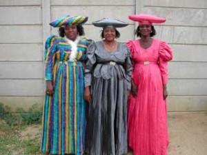Kobiety Herero